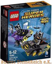 LEGO® SUPER HEROES DC Comics: 76061 Batman™ vs. Catwoman™ & 0.-€ Versand NEU OVP