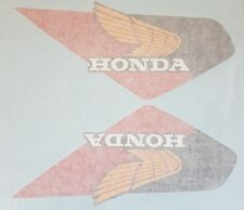 HONDA CB350S-G CB350 CB350 SG CB350 S-G FUEL TANK DECAL KIT