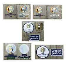 2019/2020/2021 Final Copa America Brasil Patch Conmebol Soccer Badges / Parches