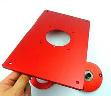 Aluminum 6061 Router Table Mounting Plate