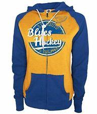 NHL St. Louis Blues Youth Full Zip Hoodie # Large (12/14)