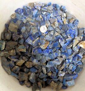2 Pounds Lapis Lazuli Rough Gemstones