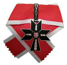 Orden Eisernes Dreiblatt | Orden Kroatisch Hrvatska Legija Wehrmacht NDH