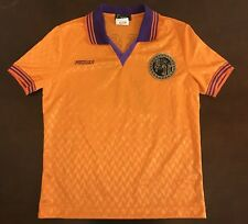 Rare Vintage Versace Medusa Gesu Soccer Jersey Women's XL