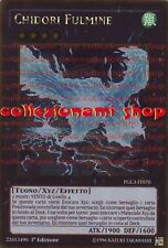 PGL3-IT070 CHIDORI FULMINE  - RARA GOLD - ITALIANO - COLLEZIONAMI SHOP