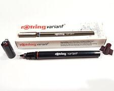 Vintage rOtring Technical Pen (Variant) 0.40 mm - New with key nib Art. 110 040