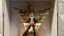 Fantasy Goddess Of The Americas Barbie Bob Mackie Mattel Limited Edition 2000