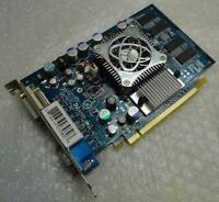 Genuine 128MB Nvidia Geforce FX PCX5300 DVI / VGA PCI-e Graphics Card
