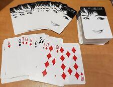 Playing Cards - Juliana Chen Manipulation Cards 1992 - Super Thin - Magic