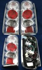 CRYSTAL DONUT TAIL REAR LED LIGHT LAMP FOR TOYOTA HIACE LH112 1989 - 2004