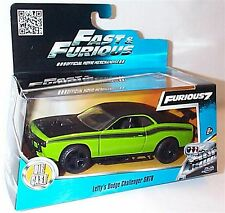 Rápido Y Furioso 7 lettys Dodge Challenger SRT8 1-32 Como Nuevo En Caja Nuevo