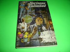 Horizons Unlimited A Medical Careers Handbook 1966 Paperback