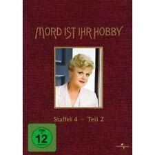 MORD IST IHR HOBBY SEASON 4.2 3 DVD NEUWARE