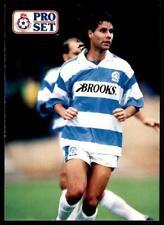 Pro Set Football 1991-1992 Queen's Park Rangers Roy Wegerle #96