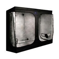 DiamondBox Silver Line SL120E (240x120x200cm) - Growbox Zuchtzelt Gewächshaus