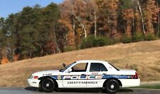 Chattanooga Tennessee Police Department K-9 diecast car Motormax 1:24 scale