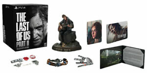 *NEW* The Last of Us Part 2 II - COLLECTORS EDITION - Playstation 4 - PS4 TLOU 2