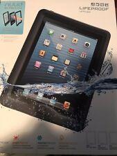 Lifeproof nuud ipad 2 3 4      2/3/4       New, Authentic & NO RESERVE!