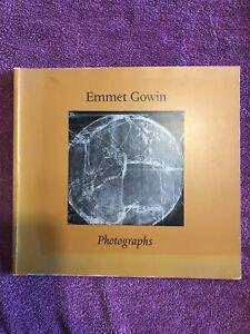 Emmet Gowin- Photographs- Phil. Museum Of Art- 1990