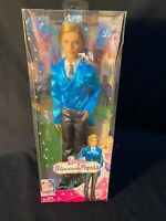 NIP 2011 Mattel The Princess & Popstar Liam for Barbie Doll X3692