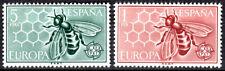 Sellos en español - 1962 estampillada sin montar o nunca montada Europa Todos