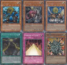 Pyramid of Light Nekroz Deck - Mound - Pyramid Light - Manju - Theinen 41 Cards