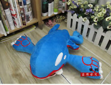 Pokemon Kyogre Plush Stuffed Animal Toy Anime Figure Doll Soft Nintendo Game New