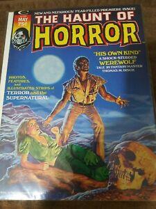 The Haunt of Horror #1 (May 1974, Cadence Comics)