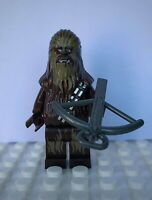 CHEWBACCA STAR WARS MINI FIGURE LEGO COMPATIBLE MINI FIG