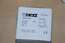 HERZ 1771111 THERMOMOTOR THERMO-MOTOR 230 V M28 X 1,5 THERMOSTAT NEU