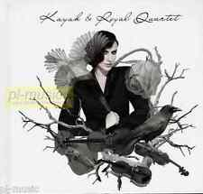 = KAYAH &  ROYAL QUARTET / / CD digibook sealed from POLAND