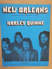 CANZONE patrimoniale New Orleans HARLEY QUINNE 1961