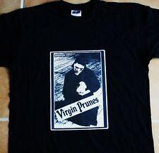 T-Shirt du groupe VIRGIN PRUNES (Neuf)