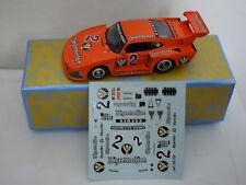 DECALS  PORSCHE 935 K3  JAGERMEISTER DRM 1980