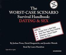 Worst-Case Scenario Survival Handbook Dating & Sex - 2 CDs - NEW - FREE SHIPPING