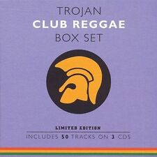 NEW - Trojan Club Reggae Box Set by Trojan Club Reggae Box Set