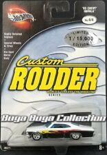 Hot Wheels Custom Rodder 100% White '65 Chevy Impala Real Riders