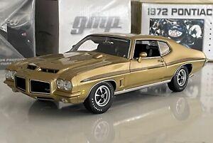 1/18 GMP 1972 PONTIAC GTO