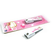 Hello Kitty Nail Clipper Stainless Steel Cutter Scissors Trimmer HK032