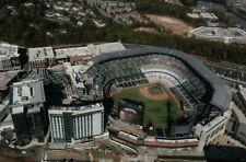 Sun Trust Park Aerial MLB Atlanta Braves Baseball Stadium, Georgia GA - Postcard