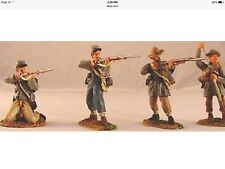 CONTE AMERICAN CIVIL WAR 57149 CONFEDERATE TEXAS BRIGADE FIRING SET #2