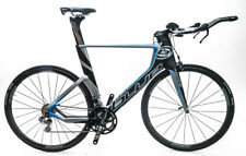 BLUE 50cm Triad EX Di2 Carbon Time Trial Triathlon Bike Shimano Ultegra 11s NEW