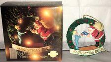 Harley-Davidson Christmas Ornament 1992 The Gift