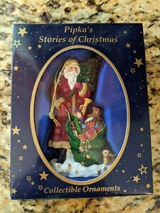 Pipka Stories Of Christmas Ornament - Special Gift to You - # 11454 - NIB