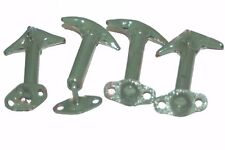 Bonnet Hood Clip Latch Set of 4 Military Green Wrangler Willys Ford Jeep ECs