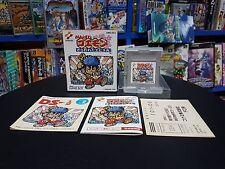 Ganbare Goemon Mystical Ninja Gameboy GB Konami Japan Complete