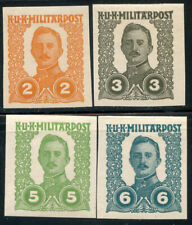 A07650 - Bosnia #128-40 imperforate and never-hinged