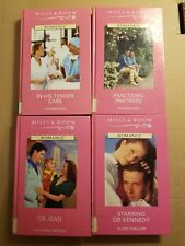 Lot of 14 Hardcover Mills & Book Romance Novels - Receive All 14 Good Condition