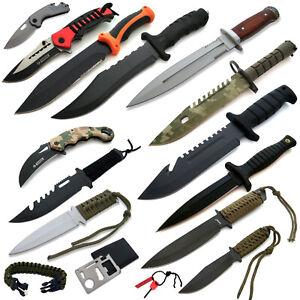 großes Restposten Paket - Jagdmesser - Camping - Outdoor - Angeln - Messer