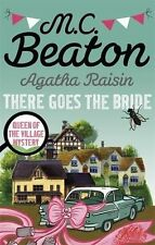 Agatha Raisin There Goes The Bride _ M C BEATON _ NUEVO B _ Envío Gratuito GB